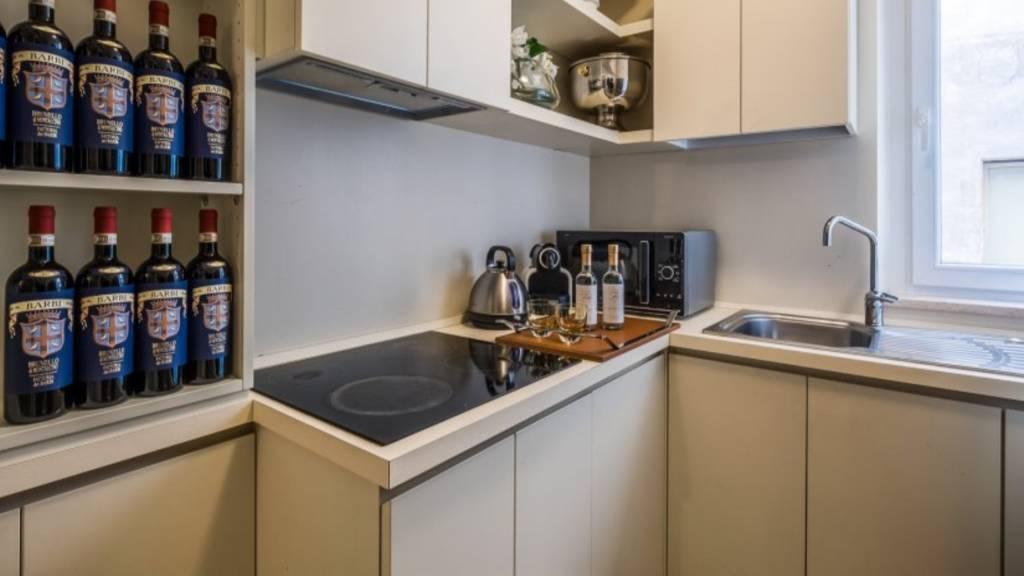 the-inn-apartments-roma-The-Club-dettagli-cucina