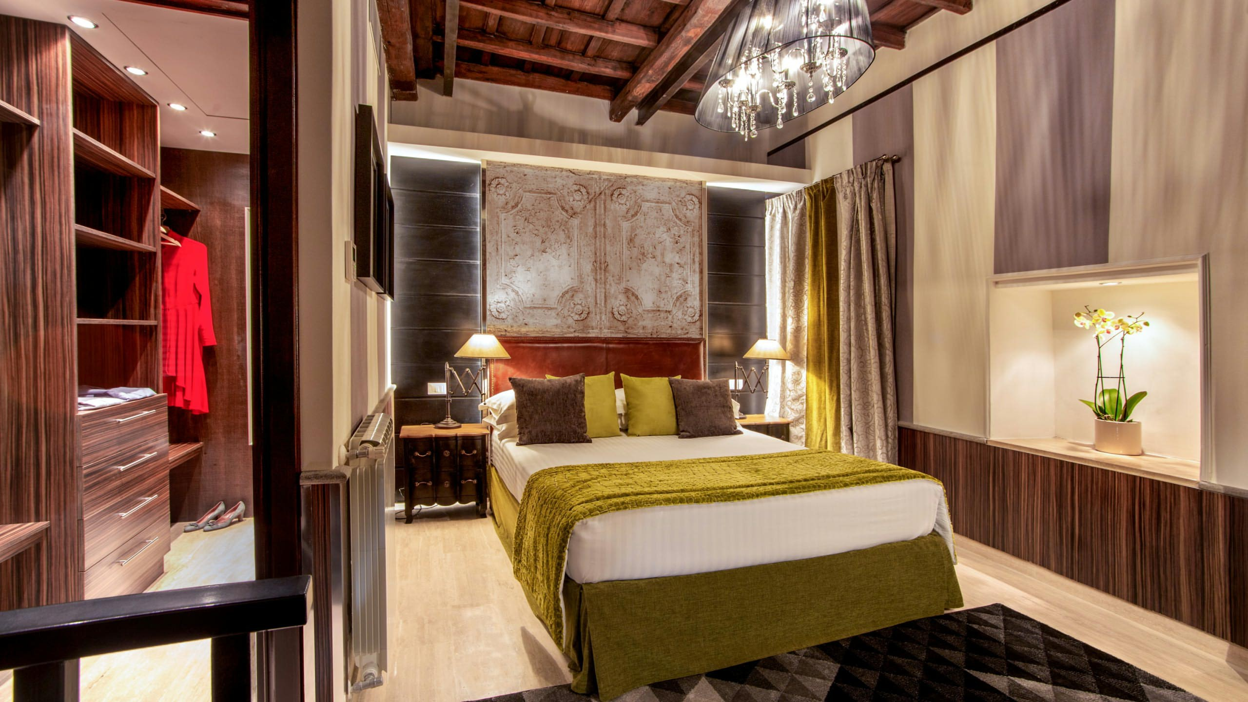 The Inn Apartments in Rome | Town House Apartment | Luxury ...